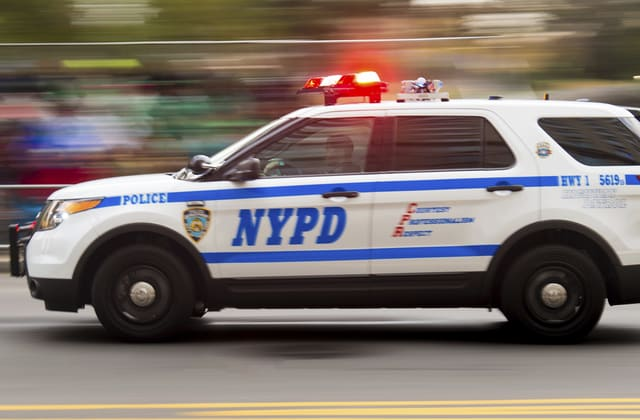 NYPD officer ambushed; man who stabbed him shot