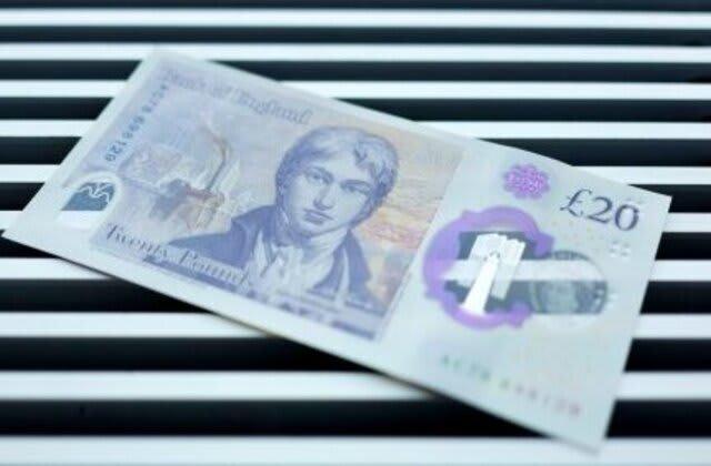 New £20 banknote enters circulation