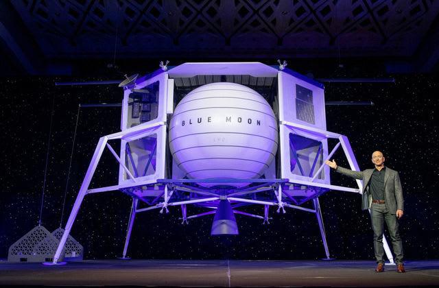 宇宙ビジネスの基盤を月面に作る