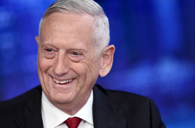 Mattis responds to Trump calling him 'overrated'