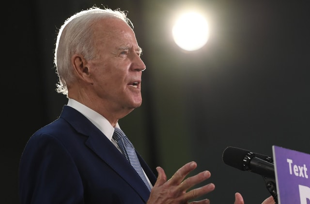 Biden formally clinches Dem nomination