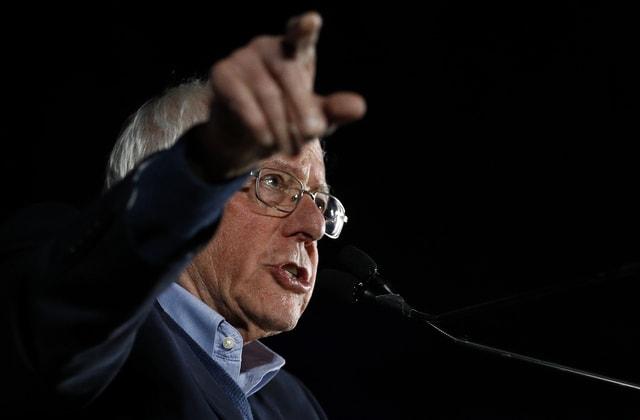 Sanders keeps rolling with big win in Nevada
