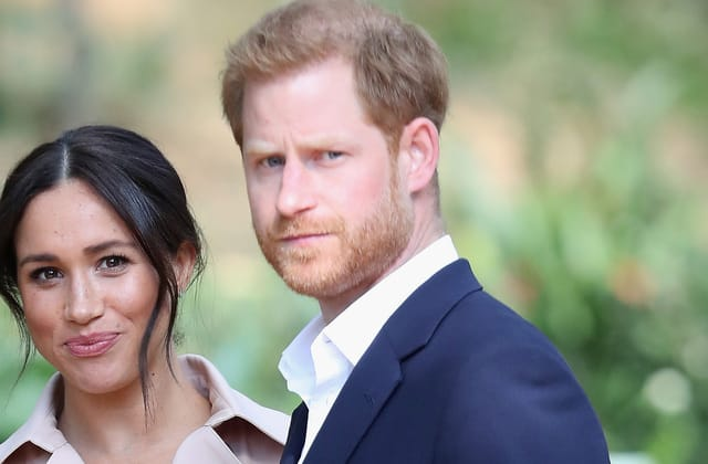 Harry and Meghan suffer fresh blow