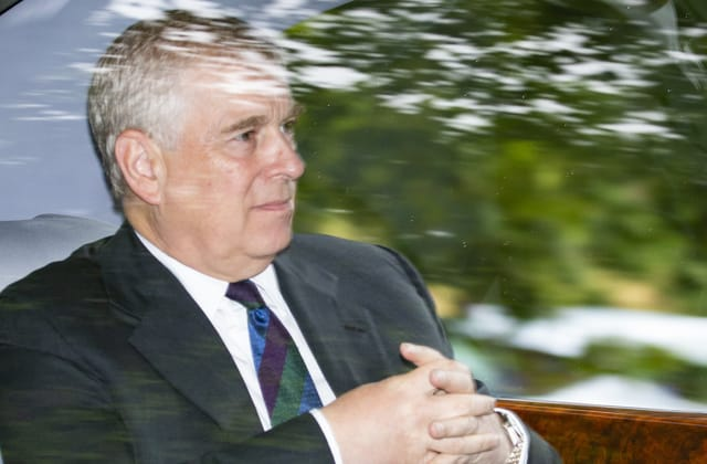 Prince Andrew defended Epstein after conviction