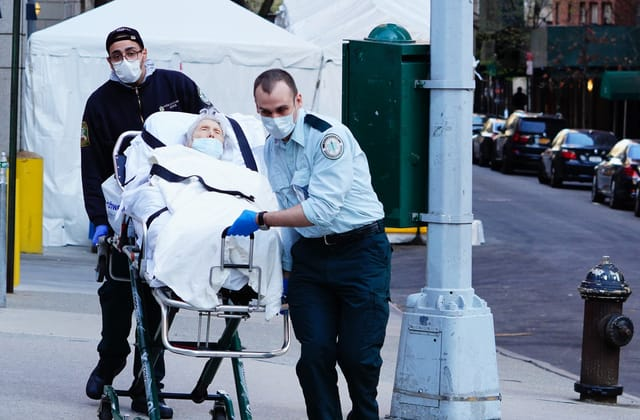 U.S. sees deadliest day in battle against coronavirus