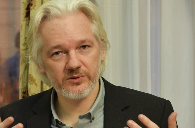 Trump offered to pardon Assange if he provided source for DNC emails