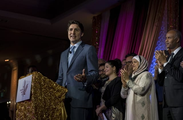 Trudeau Wants Muslim Voters To Make Themselves 'Important' To Conservatives