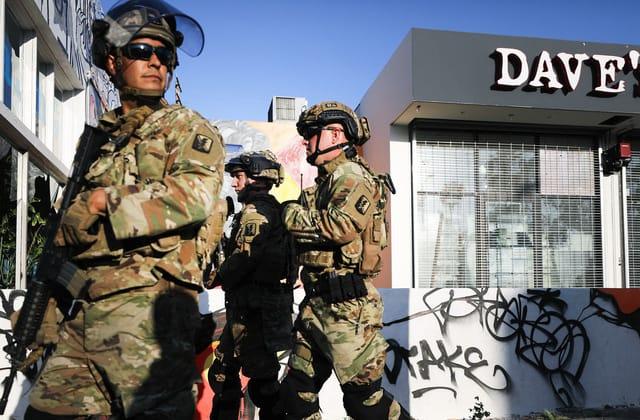 Cities across U.S. implement curfews amid civil unrest