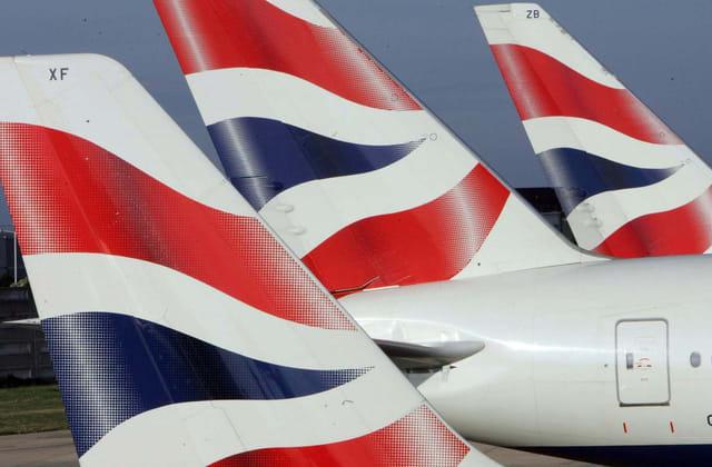 British Airways sorry over blunder