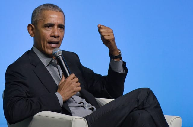 Obama to pro-Trump PAC: Take down this ad
