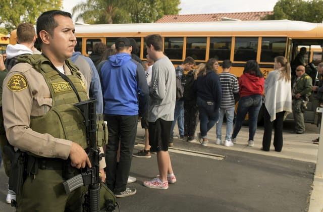 Details emerge about Calif. school shooting suspect