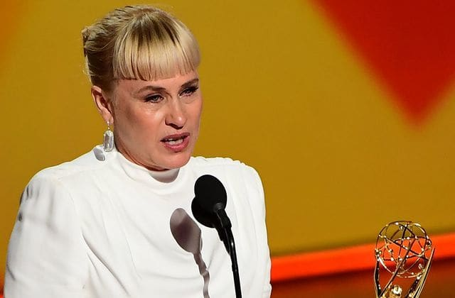 Patricia Arquette delivers major statement in tearful Emmys speech