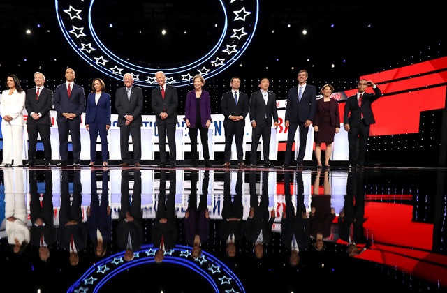 Winners and losers in the latest Democratic debate
