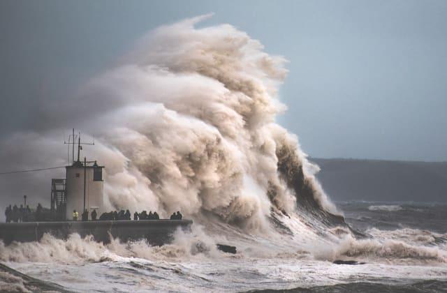 Britain braced for Storm Jorge