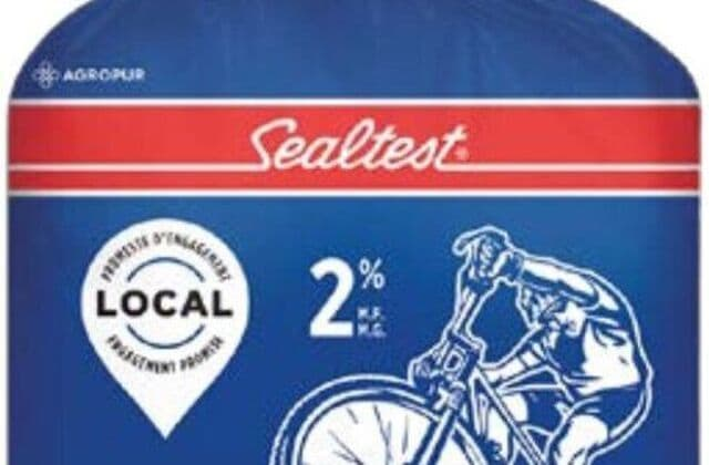 Sealtest Milk Recalled In Ontario And Quebec