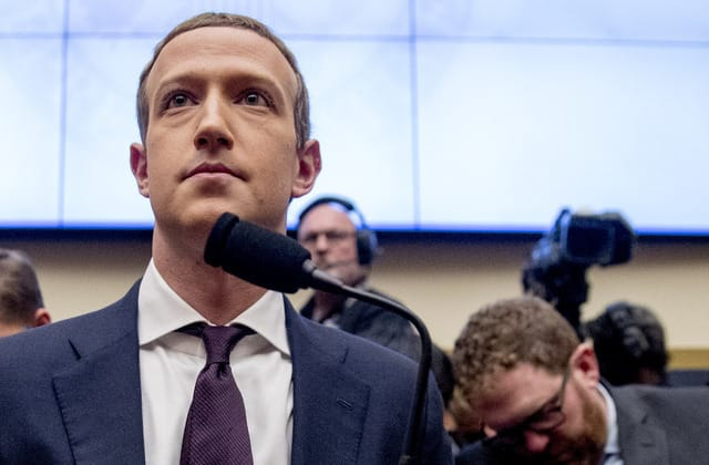 Mark Zuckerberg struggles to answer AOC's questions