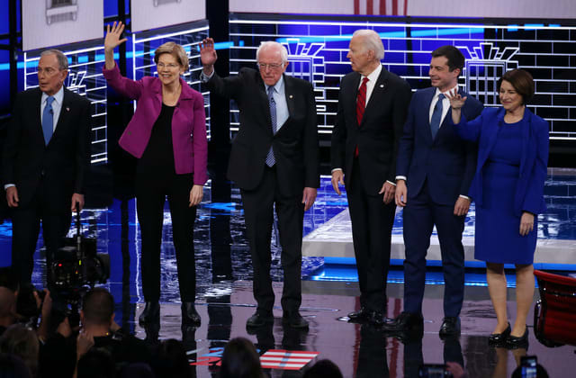 One Dem hopeful is already a target in Tuesday's debate