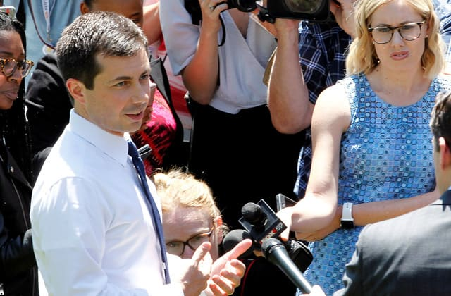 Buttigieg: I probably would not be the first gay president