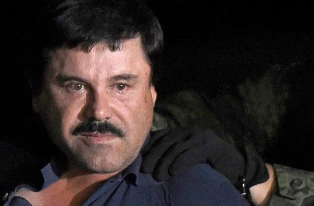 Mexican Drug Lord 'El Chapo' Sentenced To Life In Prison