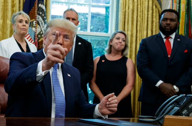 Trump: Mueller 'terminated' FBI activity illegally