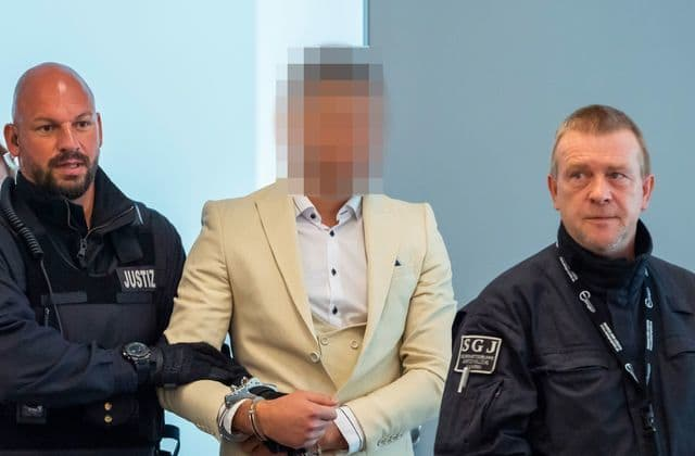 Urteil gegen Chemnitz-Täter