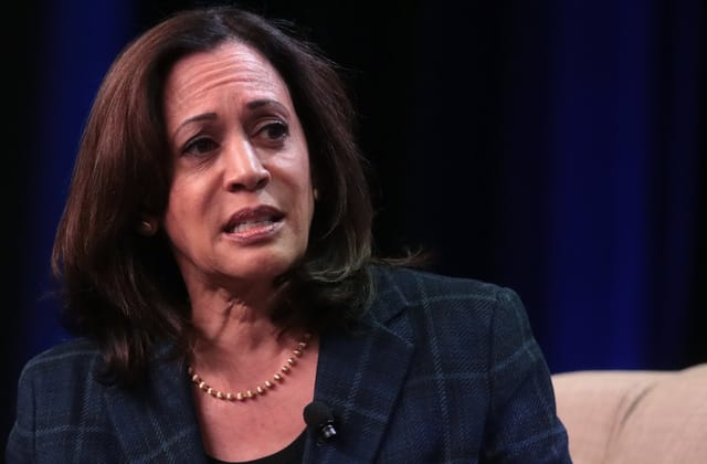Harris makes stark prediction on impeachment