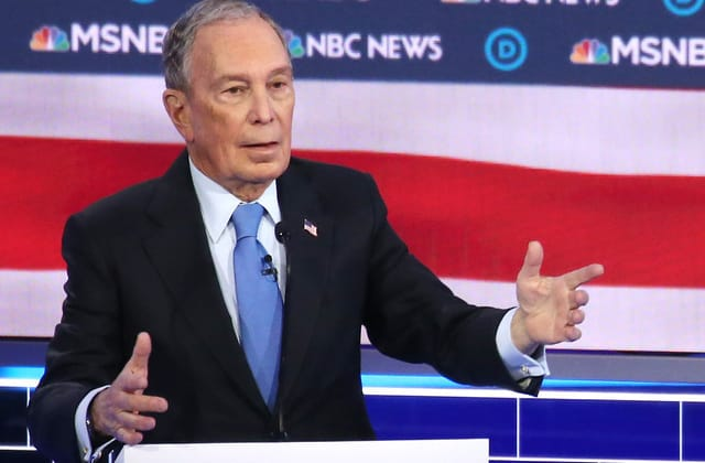 Bloomberg blasted over nondisclosure agreements
