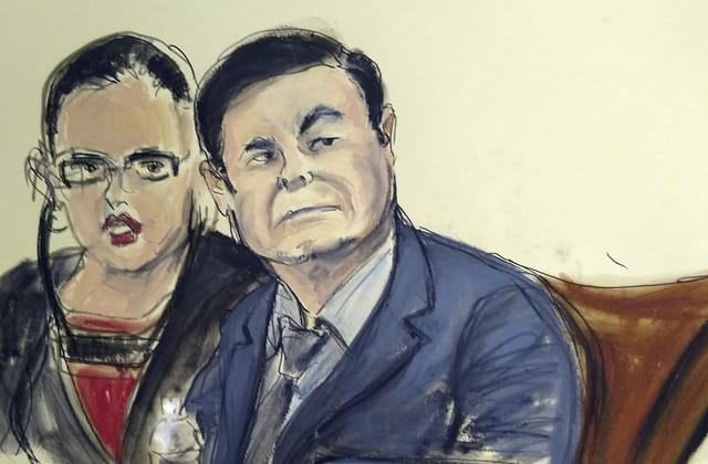 Federal judge determines 'El Chapo's fate