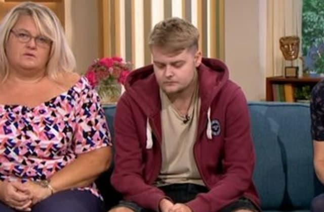 Mum of blinded boy: Not my fault!