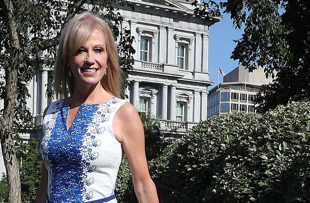 Trump aide Conway scoffs at ethics watchdog