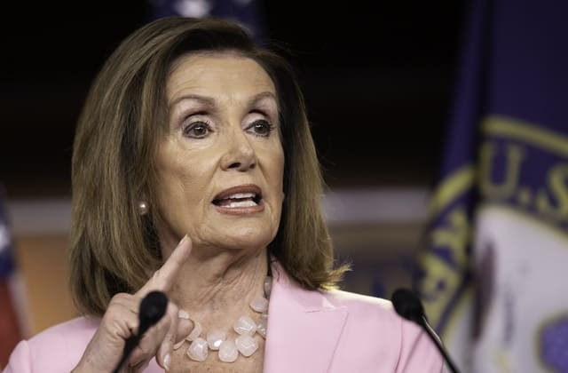 Pelosi threatens 'new stage' if Trump doesn't cooperate