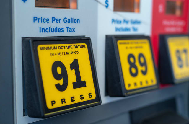Report: Gasoline price hikes set to affect one U.S. state