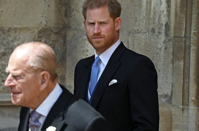 Philip 'warned Harry about Meghan'