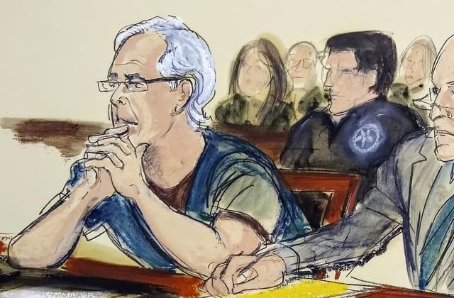 DOJ reveals reason Epstein was taken off suicide watch