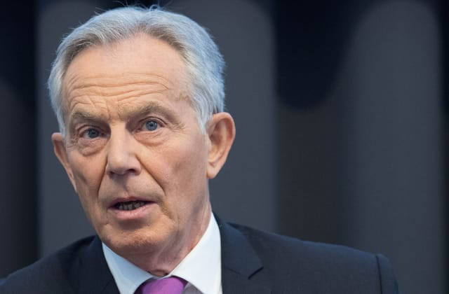 Blair asked to name best candidate