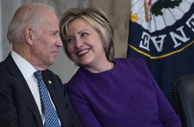 Clinton weighs in on Biden's choices for running mate