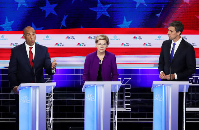 Democratic 2020 candidates all agree about one thing