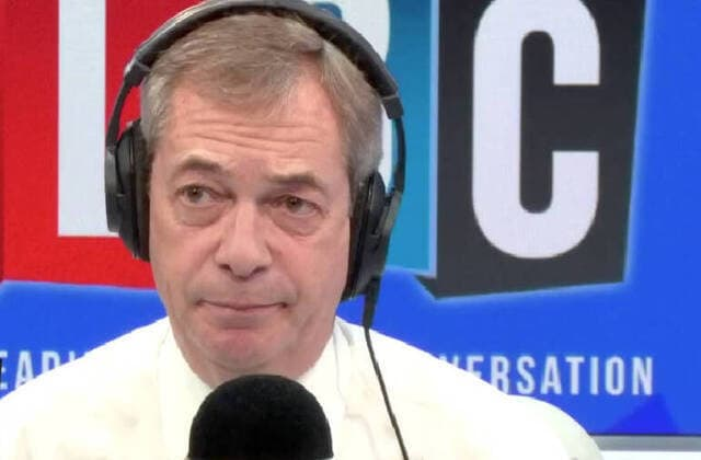 Farage responds to immigration plan