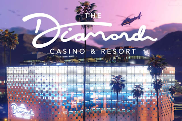 'GTA: Online' opens the doors to The Diamond Casino & Resort
