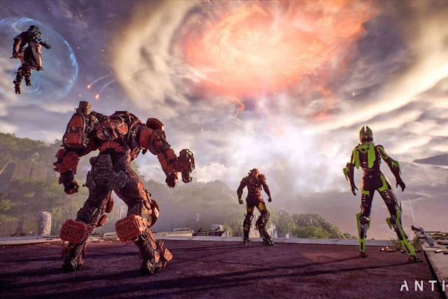 BioWare hopes to fix 'Anthem' by swapping acts for seasonal updates