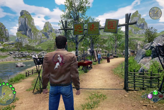 'Shenmue 3' is more Shenmue, for better and worse