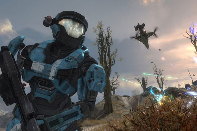 Two Halo characters are joining 'Gears 5'