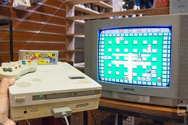 Bidding for the 'Nintendo PlayStation' prototype is already over $200k