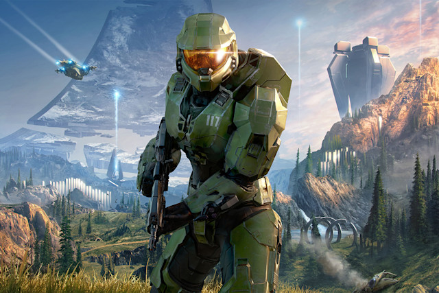 'Halo Infinite' team on graphics criticism: 'we do have work to do'