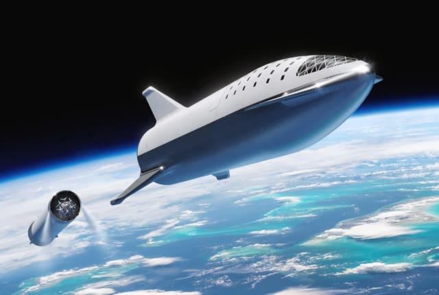 SpaceX 计划 2021 年进行 Starship 的首次商用任务