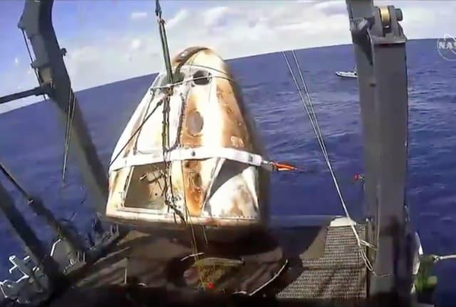 Crew Dragon 爆炸的罪魁祸首是漏进了氦气通道的氧化剂