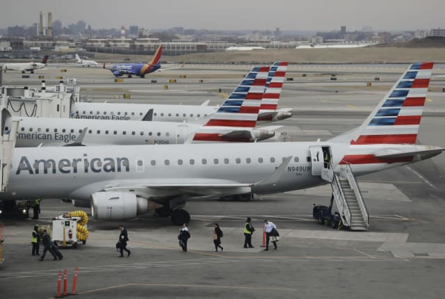 美航为全部主要航线提供卫星 Wi-Fi 服务