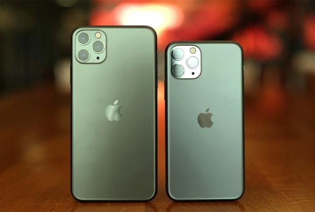苹果 iPhone 11 Pro / Pro Max 主站评测:更好,但没有突破性的好