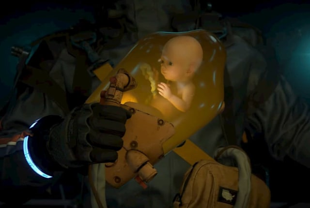 《死亡擱淺》11 月 8 日登陸 PS4,典藏版居然會送嬰兒罐模型...
