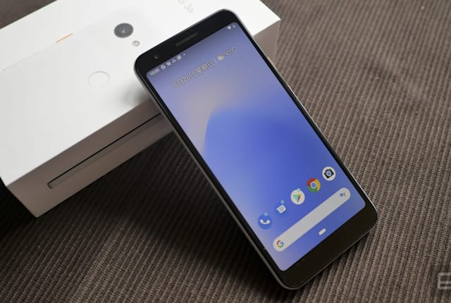Pixel 3a 一周动手玩:选购只需唯一一个理由